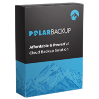 Polar Backup 1 TB - Lifetime boxshot