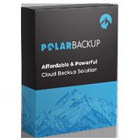 Polar Backup 5 TB - Lifetime boxshot