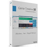 45% OFF Genie Timeline Pro 10