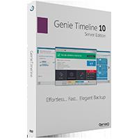 20% OFF Genie Timeline Server 10