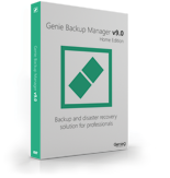 45% OFF Genie Backup Manager Home 9