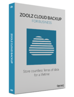 Zoolz Business Cloud Backup Plan 1 Year